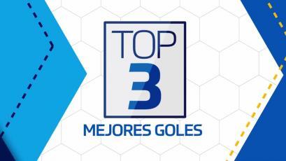Top 3: Los mejores goles de la fecha 10