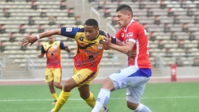 Liga2: Unión Comercio y Sport Chavelines igualaron 1-1 en el estadio San Marcos (VIDEO)