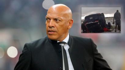 Deportivo Binacional: Roberto Mosquera dio detalles del accidente que sufrieron sus jugadores (VIDEO)