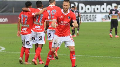 Liga1 Betsson: Cienciano goleó 4-1 a Sport Boys por la fecha 1 de la Fase 2 (VIDEO)