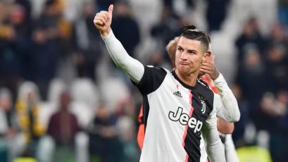 Cristiano Ronaldo acepta reducción de sueldo para ayudar a los trabajadores de la Juventus