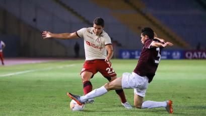 Copa Libertadores: Universitario robó el empate en su estreno frente a Carabobo (VIDEO)