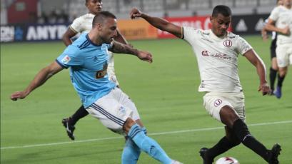 Sporting Cristal: Emanuel Herrera se perdería lo que resta del campeonato por lesión