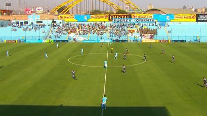 EN VIVO por GOLPERU: Sporting Cristal 4-1 Universidad San Martín
