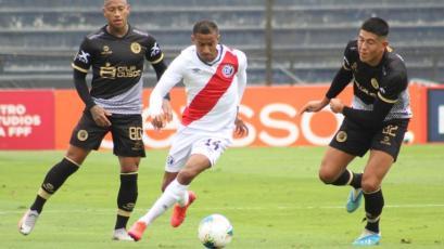 Liga1 Movistar: Cusco FC y Deportivo Municipal empataron a uno por la fecha 18