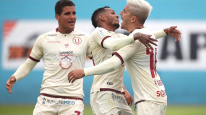 Liga1 Movistar: Universitario se quedó con la victoria frente a San Martín por 2-0