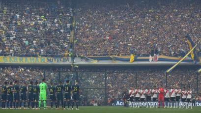Un día como hoy, Boca Juniors y River Plate se enfrentaron por primera vez en la Copa Libertadores