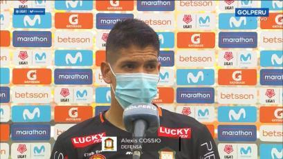 Alexis Cossio: