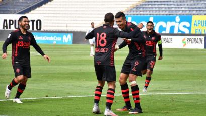 Liga1 Movistar: FBC Melgar hiló su segunda victoria consecutiva tras vencer a Deportivo Municipal