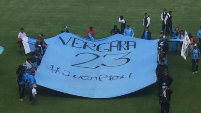 Binacional y Juliaca se despidieron de Juan Pablo Vergara en el estadio Guillermo Briceño (VIDEO)