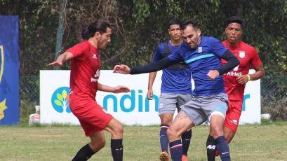 Alianza Lima y Deportivo Binacional sostuvieron dos cotejos amistosos de cara a la Fase 2 de la Liga1 Betsson