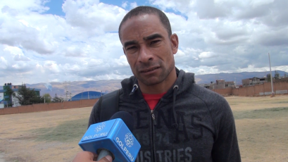 Joel Pinto sobre el partido ante San Martín: