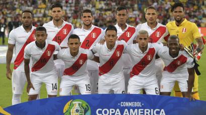 Selección Peruana se mantiene en la casilla 21 en el ránking FIFA