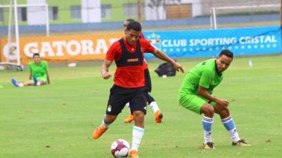 Sporting Cristal igualó con Deportivo Coopsol en partido amistoso