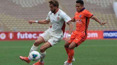 Liga1 Betsson: UTC y la Universidad César Vallejo empataron 0-0 por la fecha 4 de la Fase 2 (VIDEO)