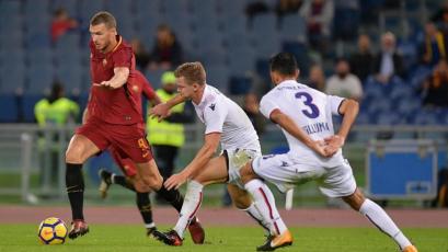 Roma supera al Bologna y se acerca a la 'Zona Champions'