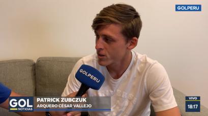 Patrick Zubczuk:
