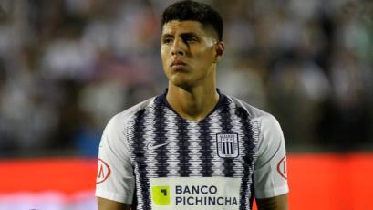 Alianza Lima vs. Deportivo Binacional: Hansell Riojas se perderá la final de vuelta por este motivo