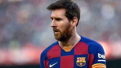 """Lionel Messi: """"La salud debe ser lo primero. Es momento de ser responsable y quedarse en casa"""""""
