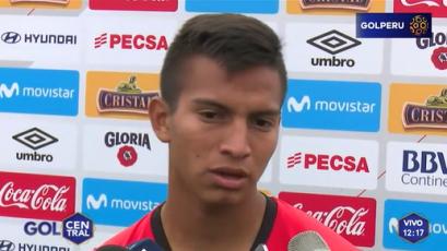 """Martín Távara: """"No pensé viajar a un Mundial a tan corta edad"""""""