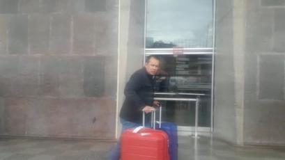 Juan Reynoso llegó a Cusco