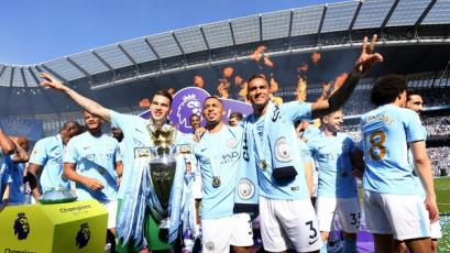 Manchester City y el récord de los 100 puntos
