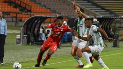 Aldair Rodríguez esta noche podría salir campeón del fútbol colombiano con América de Cali