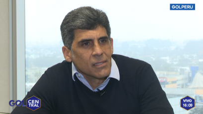Álvaro Barco y su posición sobre los nuevos estatutos que pretende realizar la FPF (VIDEO)