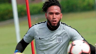 Pedro Gallese quedó habilitado para debutar en Alianza Lima