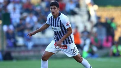 Hansell Riojas aclaró su ausencia en las finales de la Liga1 Movistar