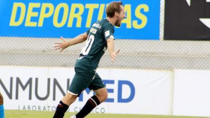 Liga1 Betsson: Universitario consiguió su primera victoria al superar 1-0 a Universidad San Martín (VIDEO)