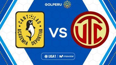 Liga1 Movistar: Cantolao y UTC abren la fecha 11 del Torneo Apertura