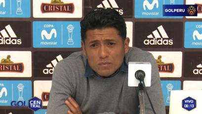 """Guillermo Esteves: """"Es un golpe duro perder de esta manera"""""""