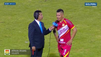 Alfredo Rojas: