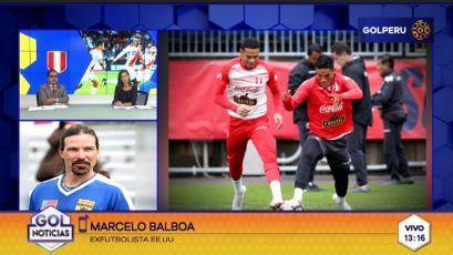 Marcelo Balboa: