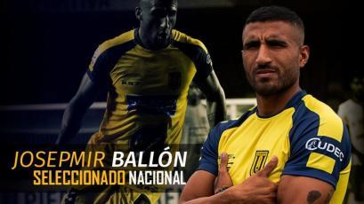 Selección Peruana: Josepmir Ballón es convocado de emergencia para la Copa América