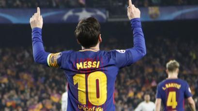 Barcelona vapuleó al Chelsea y es el último clasificado a cuartos de final