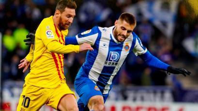 La Liga: Barcelona tropezó con el Espanyol en el derby catalán (VIDEO)
