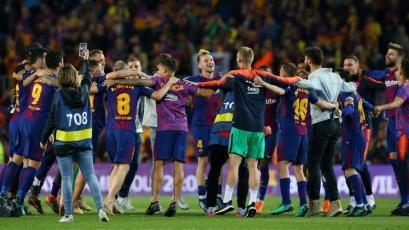 Barcelona: crack titular en la última temporada fue fichado por equipo japonés (VIDEO)