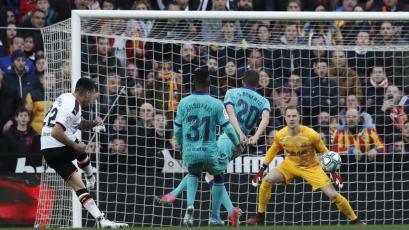 La Liga: Barcelona tropieza con el Valencia y mañana podría perder el liderato (VIDEO)