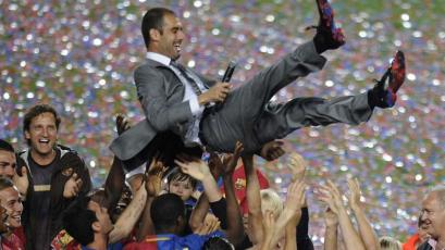 Champions League: la primera 'Orejona' de la era Guardiola en el Barcelona