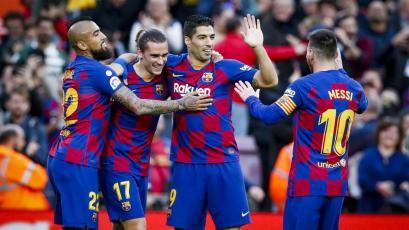 Barcelona: hinchas azulgranas alentarán de forma virtual en el Camp Nou