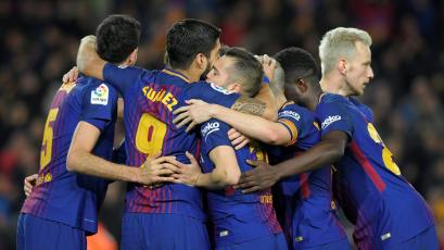 Copa del Rey: Barcelona gana y tiene un pie en la final