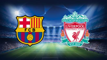 Champions League: Barcelona vs. Liverpool por semifinales