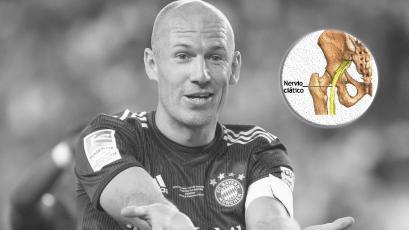 Bayern Múnich: Arjen Robben y su extraña lesión que no le permite volver a jugar