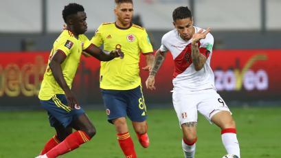 Clasificatorias Sudamericanas: Perú cayó goleado 3-0 ante Colombia por la fecha 7 (VIDEO)