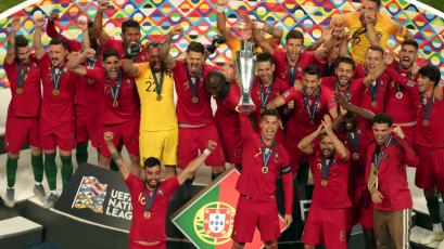 Portugal se coronó campeón de la Liga de Naciones tras vencer a Holanda (1-0)