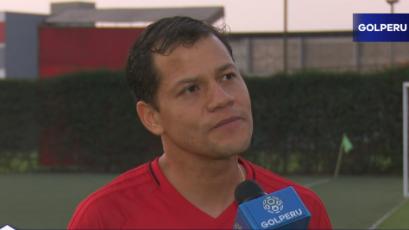 """Víctor Hugo Carrillo: """"Dirigir la final es una motivación"""""""