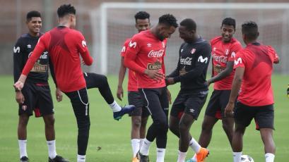Selección Peruana: segundo día de fortalecimiento de cara al Mundial
