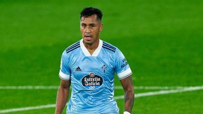 Renato Tapia sigue destacando en España y volvió a ganar con el Celta de Vigo